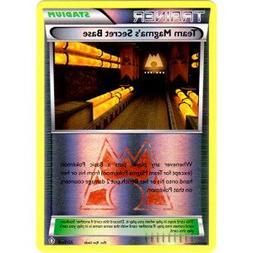 Pokemon - Team Magma Secret Base  - Double Crisis - Reverse