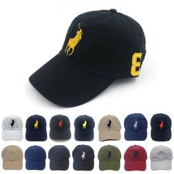 polo baseball cap with fine embroidery 3