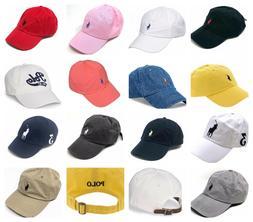 78ef3c596 Ralph Lauren Polo Baseball Hat Men's Cap...