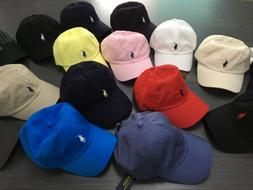 polo rl baseball cap mens womens adjustable