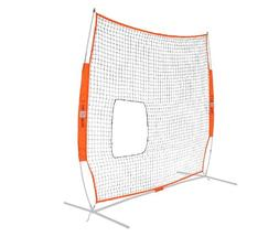 portable pitch thru softball practice