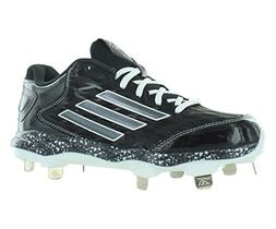 adidas Performance Women's PowerAlley 2 W Softball Cleat, Bl