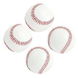 Smartlife15 Practice Baseballs, Soft Baseballs Reduced Impac