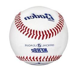 Baden Practice NFHS Baseballs  1 Dozen
