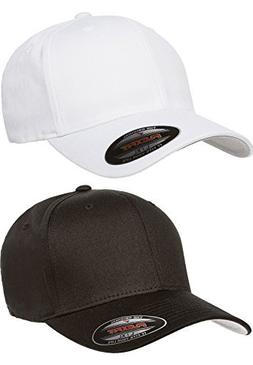 Premium Original Flexfit V-Flexfit Cotton Twill Fitted Hat 5