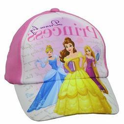 Disney Girls' Princess Dream Big Baseball Cap