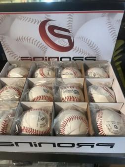Pro Nine Pl1 Dozen Baseballs