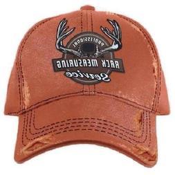 Buck Wear Professional Rack Measuring Service Baseball Hat C
