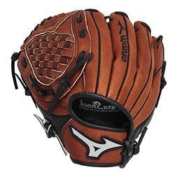 Mizuno Prospect Baseball Glove, 10.00in, Right Hand Throw