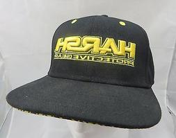 HARSH protective gear baseball cap hat  adjustable snapback