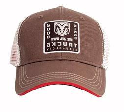 RAM Trucks Mesh Cap Hat Buck Wear - NEW