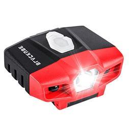 Cap Light Rechargeable Lightweight 0.88oz 3 LED Sensor-3Li
