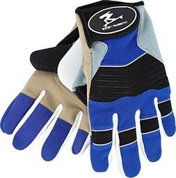 Timeship Free Riders Slide Gloves -  Blue