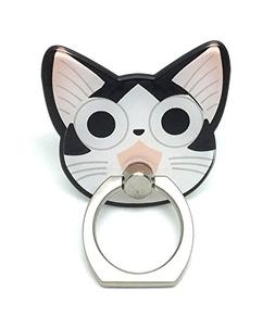 Ring for Phone Smart Stand Cradle, Cute Cartoon Animals Smar
