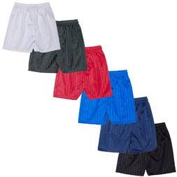 Shadow Stripe Gym Sports Games School Pe Shorts 15-16 Years