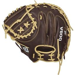 Wilson Showtime A800 Catchers Mitt, 34
