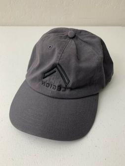 Sig SAUER Legion Logo Hat Cap Gray Embroidered Hunting