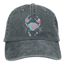 SDQQ6 Simply Southern Adult Cowboy Hat Baseball Cap Adjustab