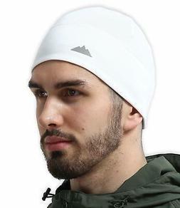 Skull Cap/Helmet Liner/Thermal Running Beanie Hat - Fits Und