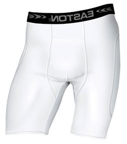 Easton Sliding Short, White, Medium
