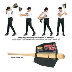 Baseball/Softball Bat Air Resistance Power Fin Swing Trainer