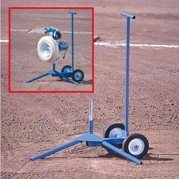 Jugs Softball Pitching Machine with Cart