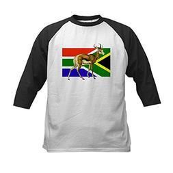 south africa springbok flag baseball