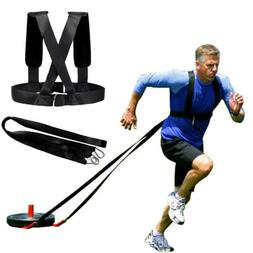 Speed Harness Trainer Power Pulling Sled Weight Dragging  Be