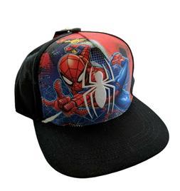 Marvel Spiderman Boys Junior Adjustable Snapback Baseball Ca