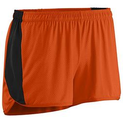 Augusta Sportswear WOMEN'S SPRINT SHORT 2XL Orange/Black