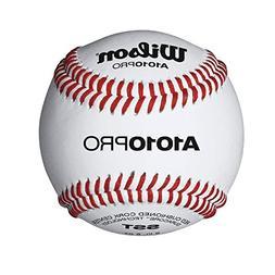 PRO SST Super Seam Technology NFHS Baseballs from Wilson - C