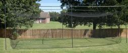 ProCage Free Standing Batting Cage Frame, 35'
