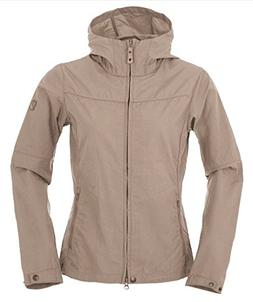 Fjallraven Women's Stina Jacket, Light Khaki, Large