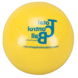 Total Control Sports Strength Builder Atomic Ball , Yellow