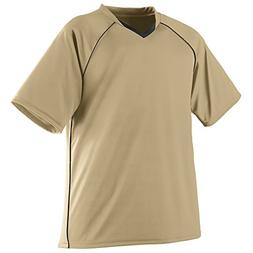 Augusta Sportswear BOYS' STRIKER JERSEY M Vegas Gold/Black