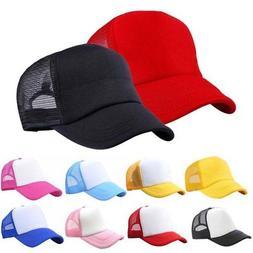 Sun Hat For Toddler Baby Kid Summer Cap Golf Mesh Baseball C