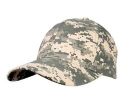 Rothco Supreme Low Profile Camouflage Baseball Cap, Tactical