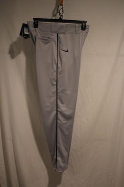 Nike Swingman Mens Softball / Baseball Pants Grey / Black St