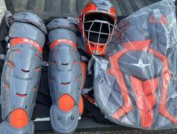 All Star System 7 Axis 12-16 Catchers Gear Set - Graphite Or