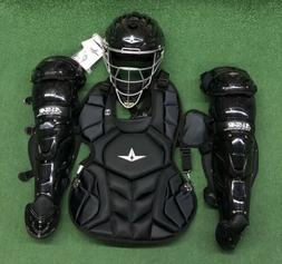 All Star System 7 Axis Youth 10-12 Catchers Gear Set - Solid