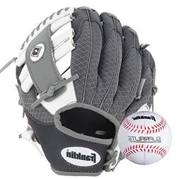 "Franklin Sports 9.5"" Tee Ball Recreational Glove with Ball,"