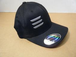 Tesla Motors Model 3 black Baseball Cap Hat  Stretch Flex Fi