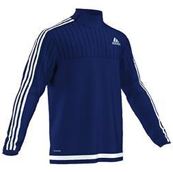 Adidas Tiro 15 Mens Training Top M Dark Blue-White