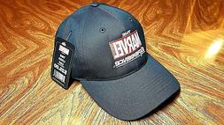 MARVEL TMX LOGO CAP - Black Adjustable Size Hat - The Experi