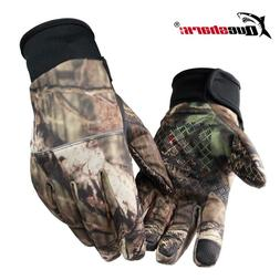 Touchscreen Camouflage Fishing <font><b>Gloves</b></font> Ca