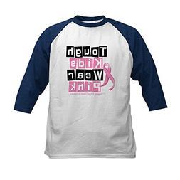 tough wear pink baseball jersey