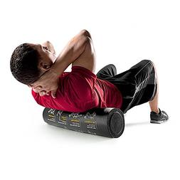 SKLZ Memory Foam Roller For Back, Body, Legs, and More - Tra