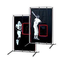 Cimarron Sports Training Aids 2-Sport Catcher Vinyl Backstop