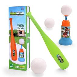 EXERCISE N PLAY Training Automatic LauncherBaseball Bat To
