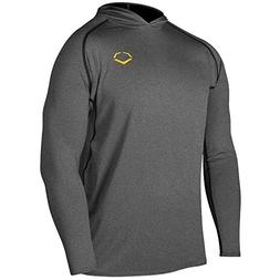 Evoshield Mens Training Hoody Grey M